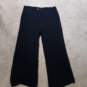Diane Kennedy black sweat pants